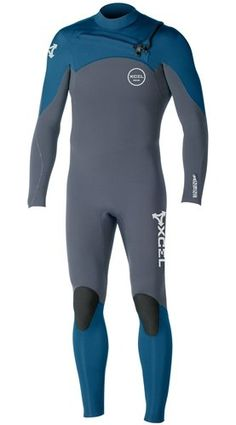Xcel Mens Infiniti Comp 43mm Fullsuit Large Tall Graphite  Denim ** To view further for this item, visit the image link.Note:It is affiliate link to Amazon.