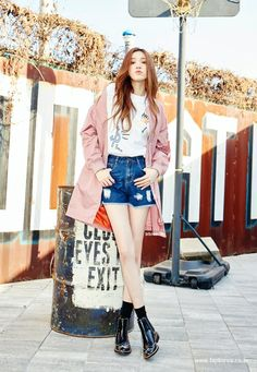 How To Get Affordable Fashion Clothing For Unbelievable Prices Ulzzang Fashion, Asian Fashion, Girl Fashion, Womens Fashion, Style Outfits, Cute Outfits, Fashion Outfits, Kim Bok Joo, Korean Actresses