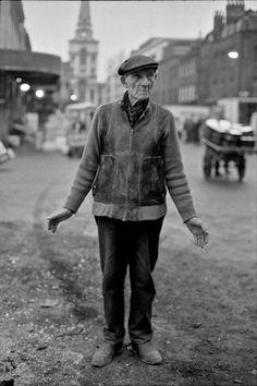 Portraits of Spitalfields Market