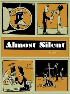 JASON OMNIBUS HC VOL 01 ALMOST SILENT (CURR PTG) (C: 0-1-2)