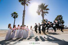 Casa del Mar Santa Monica Wedding | Todd & Miriam