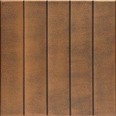 "Decorative Ceiling Tiles, Inc. Store - Bead Board - Styrofoam Ceiling Tile - 20""x20"" -"