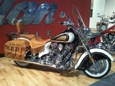 Announcement from Indian Motorcycles