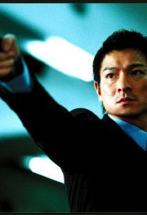 andy lau- infernal affairs  one of my favorite asian actors