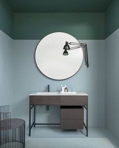 inspiring bathroom mirror ideas will change the way you see yourself. Mirror IdeasThese inspiring bathroom mirror ideas will change the way you see yourself. Bathroom Mirror Design, Bathroom Interior Design, Home Interior, Modern Bathroom, Small Bathroom, Interior Decorating, Diy Bathroom, Interior Colors, Bathroom Mirrors
