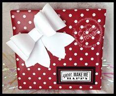 www.SimplySimpleStamping.com Bigz Gift Bow die
