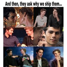 Dylan O'Brien and Thomas Brodie-Sangster Maze Runner Thomas, Newt Maze Runner, Maze Runner Funny, Maze Runner Movie, Maze Runner Trilogy, Maze Runner Series, Hush Hush, The Scorch Trials, The Way He Looks