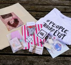 Wardrobe Conversations: Edinburgh Etsy Craft Party #EETCraft  Enter giveaway to win a goodie bag!!