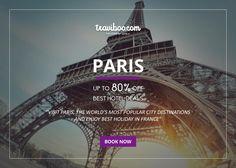 BOOK NOW: http://www.traviboo.com/hotels_paris