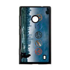 Divergent Series Symbols Case for Nokia Lumia 520