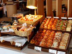 ザ・キャピトルホテル東急  『ORIGAMI(オリガミ)』  朝食ブッフェ  ザ・キャピトル ブレックファースト ブッフェ  2014年7月