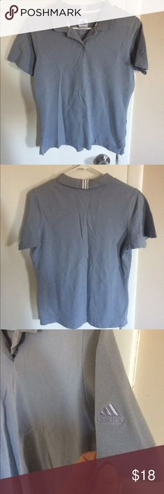 Golf Shirts - Adidas golf shirt Adidas golf shirt. Wore once. Adidas Tops Tees - Short Sleeve