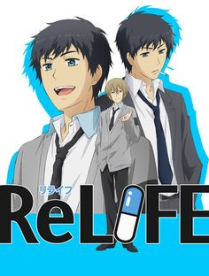 Funimation Reveals English Dub Cast for ReLIFE Anime
