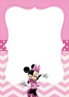 Te invito a mi cumpleaños N° 2 a celebrarse el día sábado 2 de marzo a las 17 pm  en salón club house ubicado en las perdices 700 comuna de Peñalolén. No olvides ser puntual para disfrutar la tarde en los juegos inflables! 1st Birthday Invitation Template, Minnie Mouse Birthday Invitations, Minnie Mouse 1st Birthday, Mickey Minnie Mouse, Disney Scrapbook Pages, Scrapbooking, Imprimibles Baby Shower, Fiesta Mickey Mouse, Happy Birthday Art