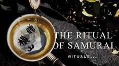 Rituals has translated ancient Japanese tradition into a modern-day custom for the urban men. The Samurai collection is inspired by the ancient Japanese warr.