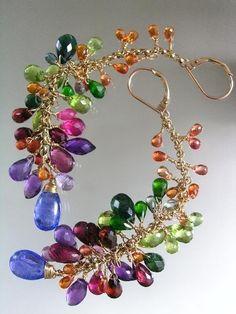 Bella Jewels earrings