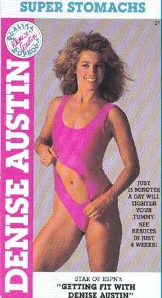Shop Denise Austin: Super Stomachs [DVD] at Best Buy. Find low everyday prices and buy online for delivery or in-store pick-up. Denise Austin, Denise Denise, Amazon Associates, Movie Tv, Cool Things To Buy, Bra, Fitness, Super, Shopping