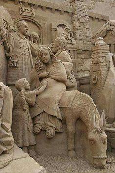 Sand Art!  :)