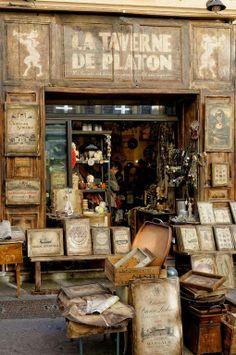 La taverne de Platon, Aix-en-Provence