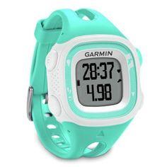 Garmin Forerunner 15 GPS Running Watch - Teal/White - trolleytrends.com...