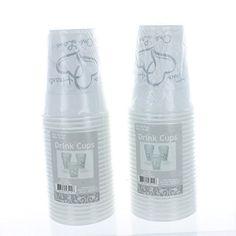 Lot of 50 Plastic Disposable Two Hearts Wedding Cups 16oz... http://www.amazon.com/dp/B006LNVYDC/ref=cm_sw_r_pi_dp_C5Mpxb0PC3QSF