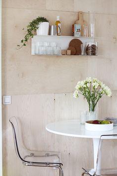 Bambula: BoKlok Nikinkumpu - keittiö