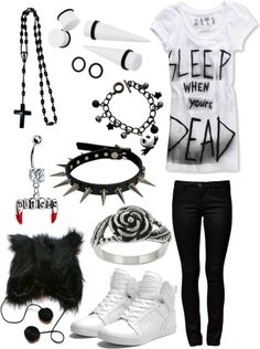 """Untitled #4"" by tyrannosaurus-rex ❤ liked on Polyvore"