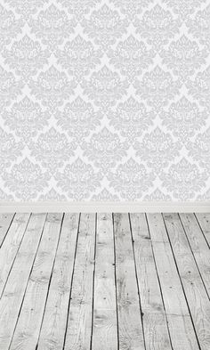 GREY wood plank printed indoor photo backdrops Art fabric backdrop for studio children BABY photography backgrounds D-9900
