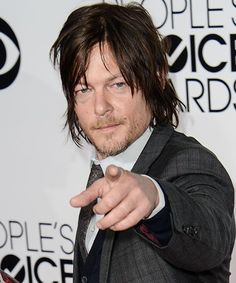 Norman Reedus Walking Dead - Daryl Dixon | You ever want a playlist for Daryl Dixon on AMC's The Walking Dead? Well, we got one. #refinery29 http://www.refinery29.com/2014/03/64042/norman-reedus-walking-dead-interview