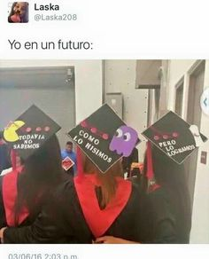 Read 41 from the story Memes! Funny Spanish Memes, Spanish Humor, Funny Jokes, Motivational Picture Quotes, Graduation Cap Decoration, I Hate My Life, New Memes, Real Friends, Pretty Little Liars