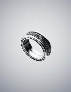 Men's Wedding Rings & Bands   Bridal Collection   David Yurman