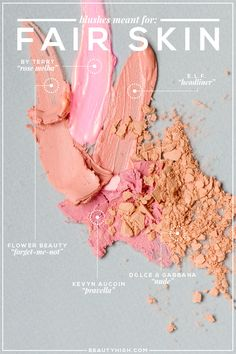 The Best Blush Colors for Your Skin Tone | Beauty High