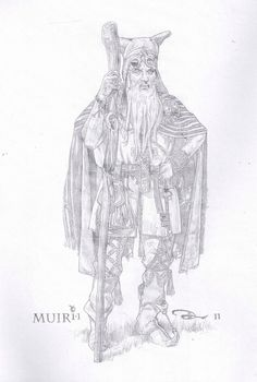 Fashion and Action: Costume Design Art for Snow White and The Huntsman