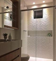 Likes, 40 Kommentare - Start Modern Bathroom Design, Bath Design, Bathroom Interior Design, Bathroom Renos, Small Bathroom, Master Bathroom, Plafond Design, Bathroom Inspiration, House Design