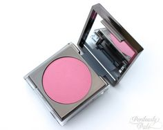 Lise Watier Blush-On Powder in Rose Éclat from the India Gold Summer 2013 Collection ~ Photos, Swatches, and Review Blusher, Swatch, Powder, India, Rose, Makeup, Summer, Photos, Beauty