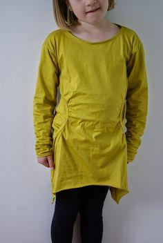 T-Shirt 608, Burda enfants 2013 HS 46