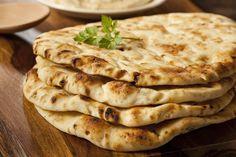 Baka enkelt indiska naanbröd!