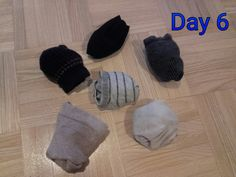 Socks are mysterious. They just keep showing up, no matter how often you go through that shelf... #MinsGame Day 6. Check the #blog: http://sacredtrash.blogspot.fi