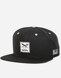 iriedaily - Daily Flag Snapback black