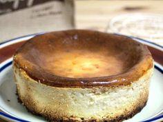 材料これだけ。私の鉄板NYチーズケーキの画像