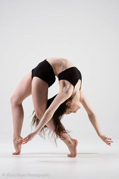 Dance Photography: spinal mobility