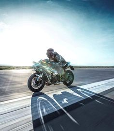 2015 NINJA H2TM Ninja H2TMR Motorcycle By Kawasaki