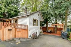 Here's a Tiny Greenwood Cottage From the 20's for $265K - Tiny Homes - Curbed Seattle