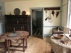 "Historic House Blog » Museum-Caliber ""Abner Richmond Tavern"" offered in Westford, CT (51 pics!)"