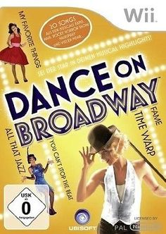 Wii - #dance on #broadway #(boxed) (used),  View more on the LINK: http://www.zeppy.io/product/gb/2/371255945557/