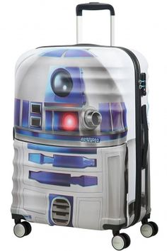 Starwars R2D2 Original Koffer jetzt versandkostenfrei bei kofferprofi.de bestellen!
