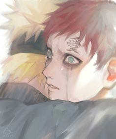 Naruto And Gaara / #anime