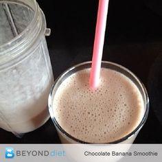 Creamy Chocolate Ban