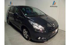 Acheter cette Peugeot 5008 1.6 HDi112 FAP Premium 7pl à Bourgoin Jallieu