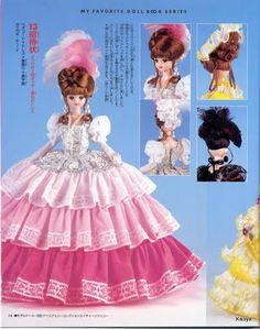 My favorite doll book 16 Jenny - Diana Gil - Álbumes web de Picasa